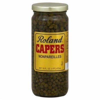 Capers, Roland® Non-Pareil Capers (16 oz Jar)