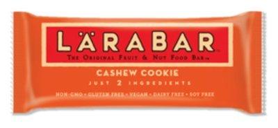 Energy Bars, Lärabar® Cashew Cookie Bar (1.7 oz Bag)