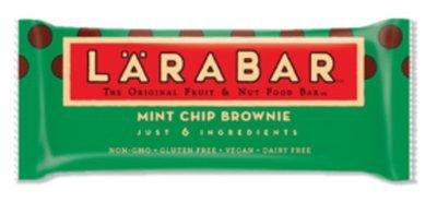 Energy Bars, Lärabar® Mint Chip Brownie Bar (1.6 oz Bag)