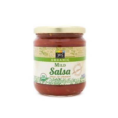Salsa, 365® Organic Mild Salsa (16 oz Jar)