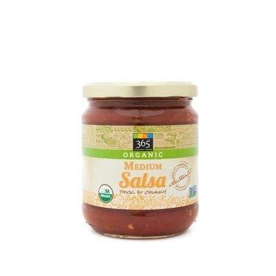 Salsa, 365® Organic Medium Salsa (16 oz Jar)