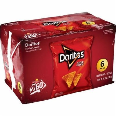 Lunch Size Chips, Doritos®