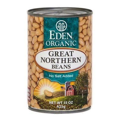 Canned Great Northern Beans, Eden Organic® Organic