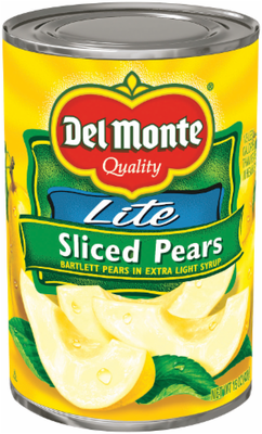 Canned Fruit, Del Monte®