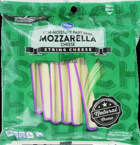 String Cheese, Kroger® Mozzarella String Cheese (24 oz Bag)