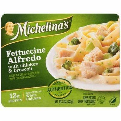 Frozen Dinner, Michelina's® Fettuccine Alfredo with Chicken & Broccoli (8 oz Box)