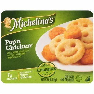 Frozen Dinner, Michelina's® Pop'n Chicken (4.5 oz Box)