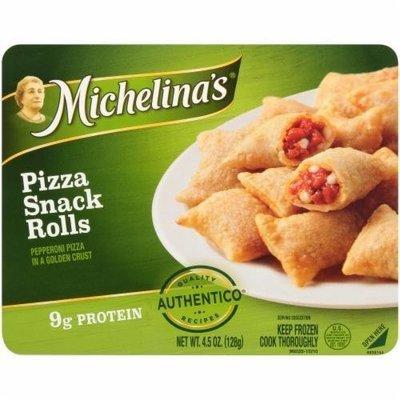 Frozen Pizza Snacks, Michelina's® Pizza Snack Rolls (4.5 oz Box)