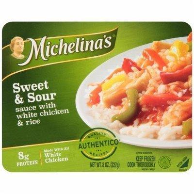 Frozen Dinner, Michelina's® Sweet & Sour Chicken (8 oz Box)