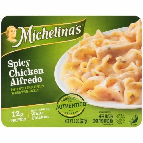 Frozen Dinner, Michelina's® Spicy Chicken Alfredo (8 oz Box)
