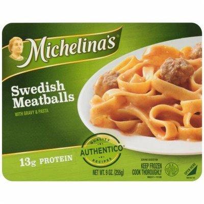 Frozen Meatballs, Michelina's® Swedish Meatballs (9 oz Box)