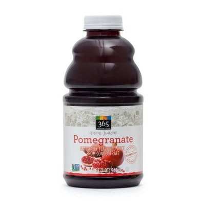 Juice Drink, 365® Pomegranate Juice (32 oz Bottle)