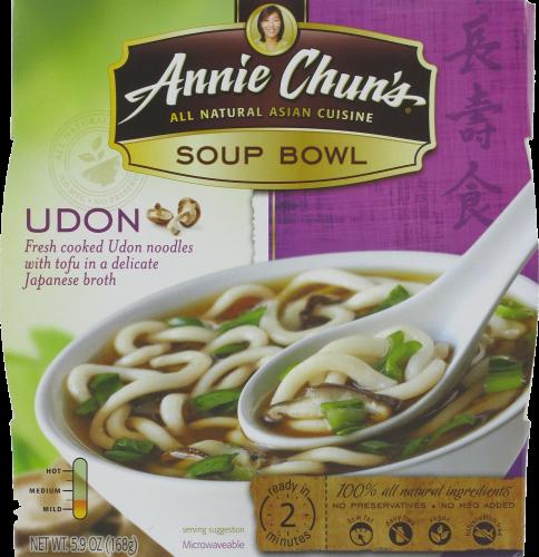 Soup, Annie Chun's® Udon Soup Bowl (5.3 oz Box)