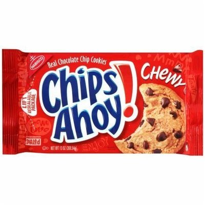 Cookies, Nabisco® Chips Ahoy® Chewy Chocolate Chip Cookies (13 oz Bag)