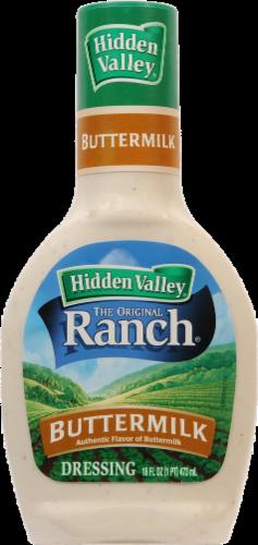 Salad Dressing, Hidden Valley Ranch® Buttermilk Ranch (16 oz Bottle)