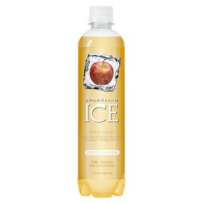 Sparkling Water, Sparkling Ice® Crisp Apple (Single 17 oz Bottle)