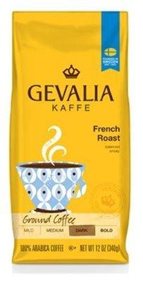 Ground Coffee, Gevalia® French Roast Ground Coffee (12 oz Bag)