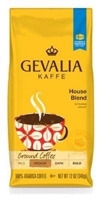 Ground Coffee, Gevalia® House Blend Ground Coffee (12 oz Bag)