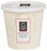 Fresh Soup, Fresh Foods Market® New England Clam Chowder Soup (24 oz Cup)