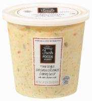 Fresh Soup, Fresh Foods Market® Chicken Coconut Curry Soup (24 oz Cup)
