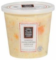 Fresh Soup, Fresh Foods Market® Chicken Noodle Soup (24 oz Cup)
