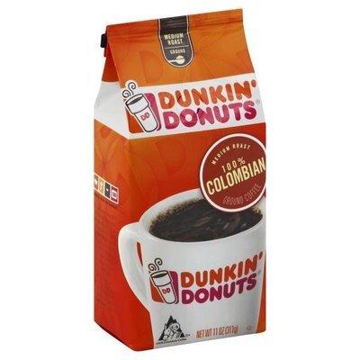 Ground Coffee, Dunkin' Donuts® 100% Colombian® Ground Coffee (12 oz Bag)