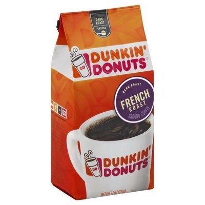 Ground Coffee, Dunkin' Donuts® French Roast® Ground Coffee (12 oz Bag)