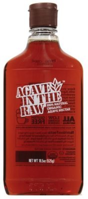 Agave, Agave in the Raw® 100% Agave Nectar (18.5 oz Bottle)