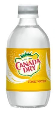 Tonic Water, Canada Dry® Tonic Water (10 oz Bottle, Single Bottle)