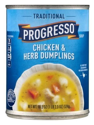 Canned Soup, Progresso®