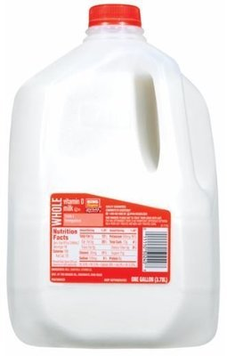 Dairy Milk, King Soopers® Whole Milk (1 Gallon Jug)
