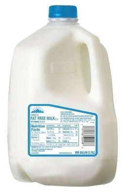 Dairy Milk, Colorado Proud® 0% Fat Free Skim Milk (1 Gallon Jug)