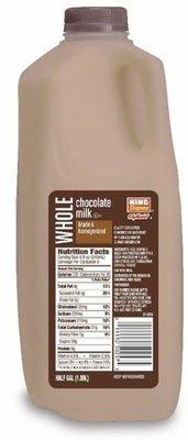 Dairy Milk, King Soopers® 1% Low Fat Chocolate Milk (½ Gallon Jug)