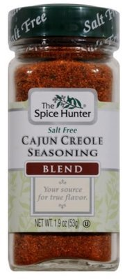 Seasonings, The Spice Hunter® Cajun Creole Seasoning (1.9 oz Jar)
