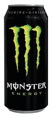 Energy Drink, Monster® Energy™ Drink (16 oz Can)