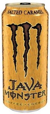 Energy Drink, Monster® Salted Caramel™ Energy Drink (15 oz Can)