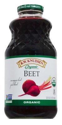 Juice Drink, R.W. Knudsen® Organic Beet Juice (32 oz Bottle)