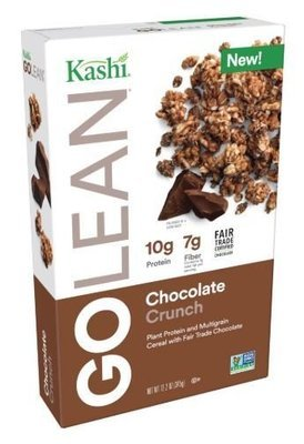 Cereal, Kashi® Go Lean™ Chocolate Crunch Cereal (12.2 oz Box)