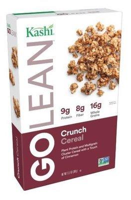 Cereal, Kashi® Go Lean™ Crunch Cereal (13.8 oz Box)