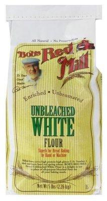 Baking Flour, Bob's Red Mill® All Purpose Unbleached Flour (80 oz Bag)