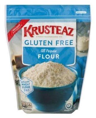 Baking Flour, Krusteaz® Gluten Free All Purpose Flour (32 oz Bag)