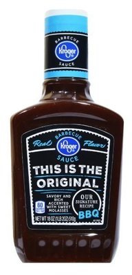 BBQ Sauce, Kroger® Original BBQ Sauce (18 oz Bottle)