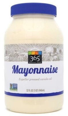Mayonnaise, 365® Mayonnaise (32 oz Jar)