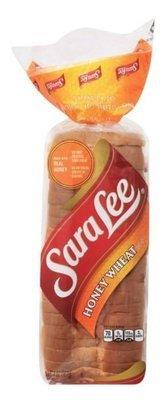 Loaf Bread, Sara Lee® Honey Wheat Bread (20 oz Bag)
