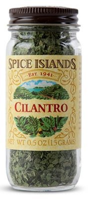 Seasonings, Spice Islands® Cilantro (0.5 oz Jar)