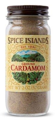 Seasonings, Spice Islands® Ground Cardamom (2 oz Jar)