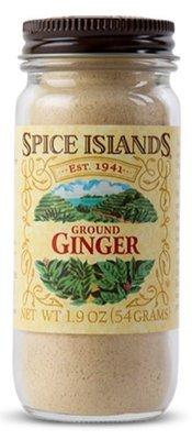 Seasonings, Spice Islands® Ground Ginger (1.9 oz Jar)