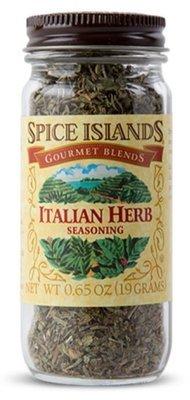 Seasonings, Spice Islands® Italian Herb Seasoning (0.65 oz Jar)