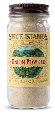 Seasonings, Spice Islands® Onion Powder (2.2 oz Jar)