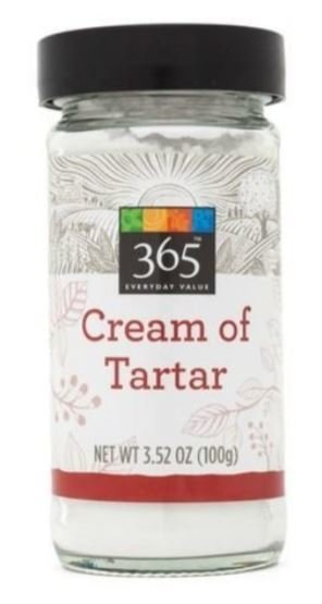 Seasonings, 365® Cream of Tartar (3.52 oz Jar)